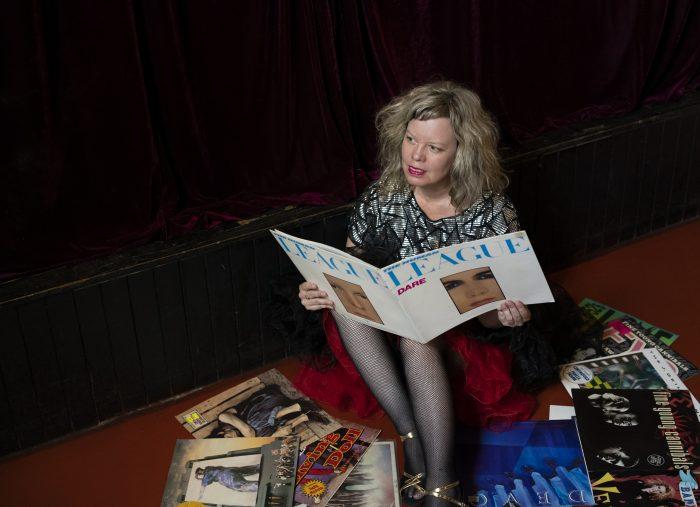 Kirsten Krauth - author - Almost a Mirror. Photo - Penny Ryan.